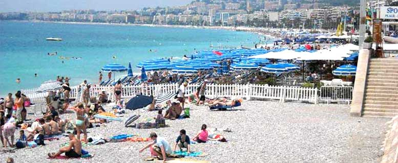 Train Travel Holiday Italian Riviera