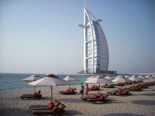 dubai beach. of these Dubai beaches are