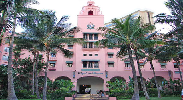 Hotel Accommodation Near Beach Hawaii