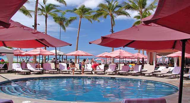 Beachfront Accommodation Hawaii With Swimming Pool