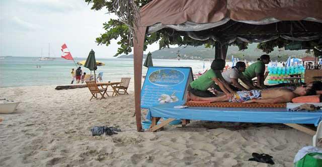Patong massage phuket girls tattoo