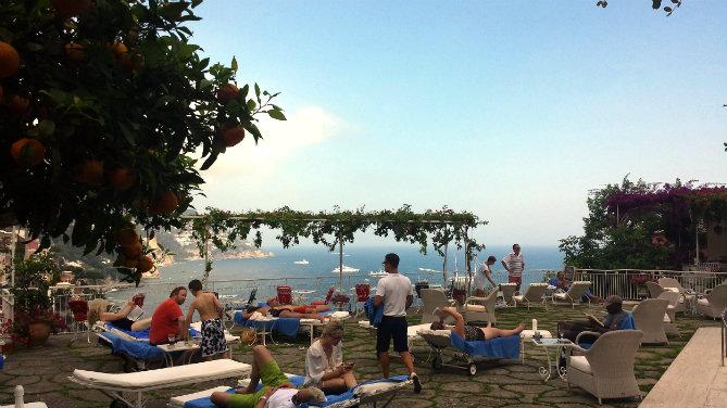 Holiday Accommodation Near Positano Beaches
