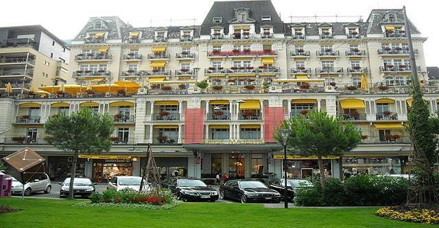 Photo Of Suisse Grand Majestic Hotel Montreux