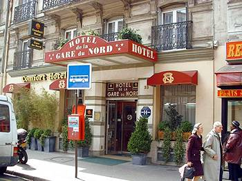 Hotels Near Gare Du Nord Train Station