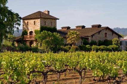 Napa Valley Wine Holiday Accommodation California