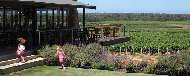 Photo Watershed Winery Margaret River